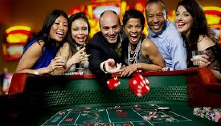 Five Benefits of Online Gambling