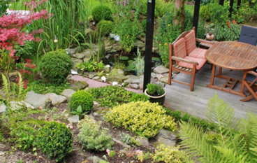 Quality of a Good Garden Designer