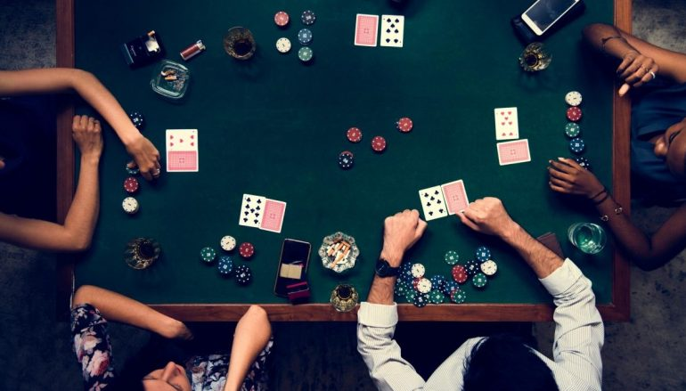What you should check out in online poker games?