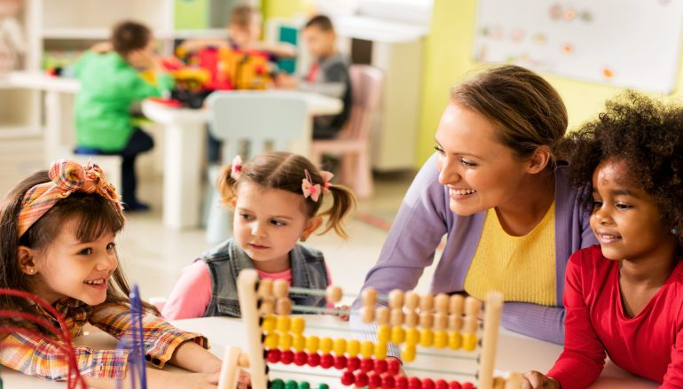 Early Childhood Education – Better Opportunities For All Children