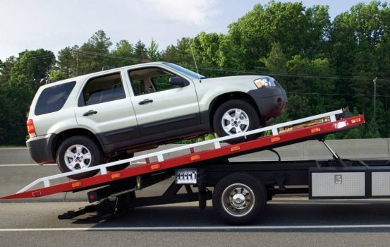 What should you do if your car breaks down suddenly?