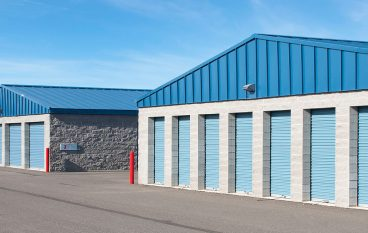 What Are The Types Of Storage Facilities?