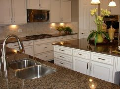 How to Select Granite to Make Your White Kitchen Elegant and Best?