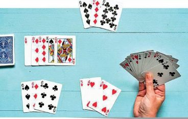 Online casino games for all the great fun of gambling at home!
