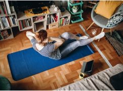 Stuck At Home? Try Online Yoga With Glo
