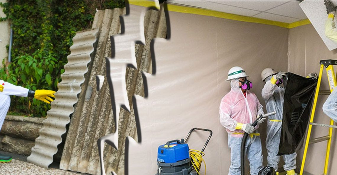 Different Types of Asbestos Surveys