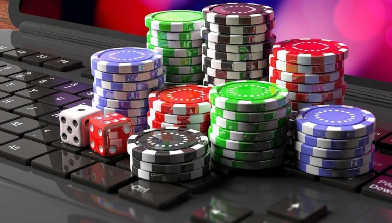LET'S TALK ABOUT ONLINE CASINOS