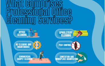 Why Commercial Cleaning Services are Crucial in Singapore