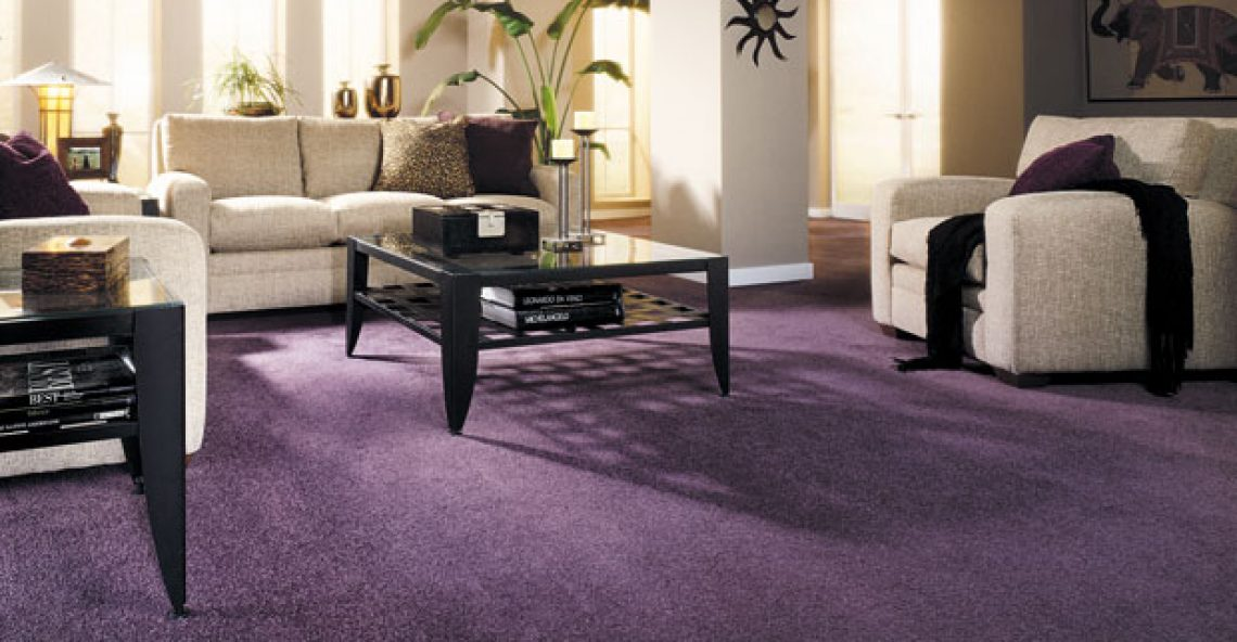 Why Carpet Flooring is Perfect Choice for Residential Place
