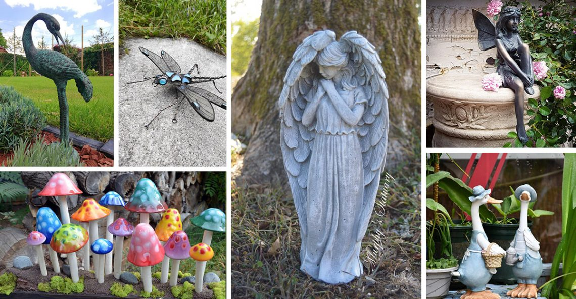 Stone garden ornaments- Try out today!